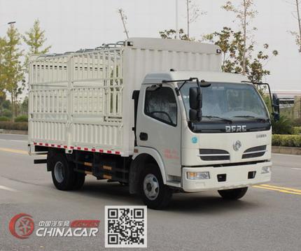 东风牌EQ5041CCY8BD2AC型仓栅式运输车图片