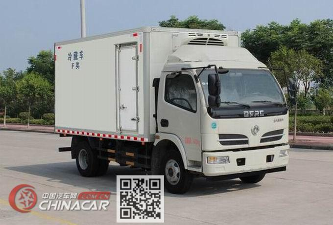 东风牌EQ5090XLC8BDCAC型冷藏车图片