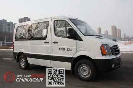 黄海牌DD6535AML型轻型客车图片1