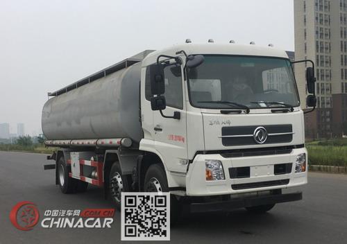 东风牌DFH5250GPGBXV型普通液体运输车图片1