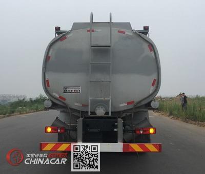 东风牌DFH5250GPGBXV型普通液体运输车图片3
