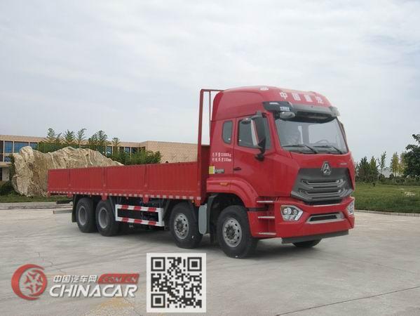 豪瀚牌ZZ1325V4666E1K型载货汽车图片1