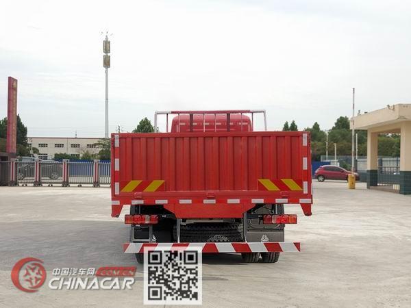 豪瀚牌ZZ1325V4666E1K型载货汽车图片4