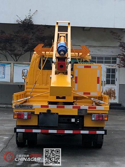 路鑫牌NJJ5070TQX6型护栏抢修车图片4