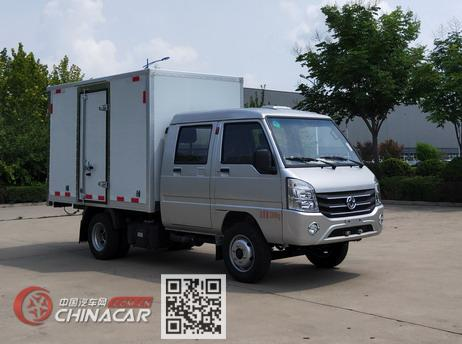 东风牌EQ5031XXYD60Q4AC型厢式运输车图片