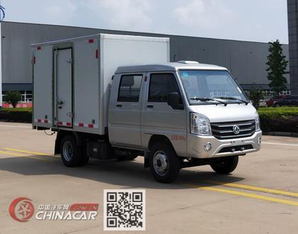 东风牌EQ5020XXYD60Q4AC型厢式运输车图片