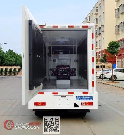 程力威牌CLW5020XXCB6型宣传车图片2