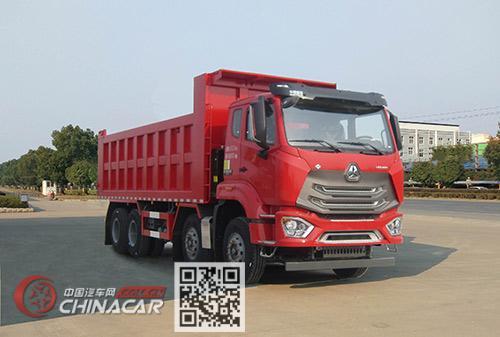 华威驰乐牌SGZ5311ZLJZZ6NL型自卸式垃圾车图片