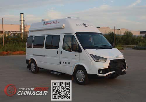 晶马牌JMV5040XLJ6型旅居车图片