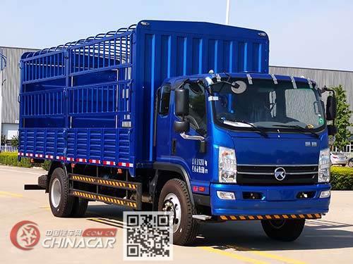 凯马牌KMC5168CCYA480P6型仓栅式运输车图片
