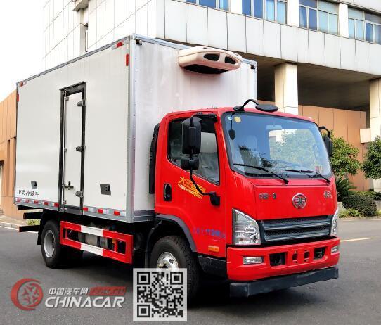 解放牌CA5119XLCP40K62L2E5A84型冷藏车图片
