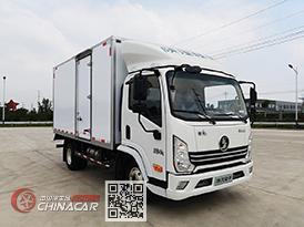 陕汽牌YTQ5040XXYJG331型厢式运输车图片