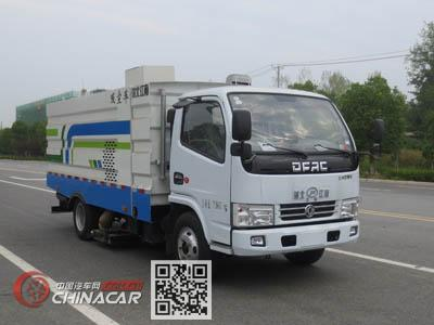 江特牌JDF5070TXCE6型吸尘车图片