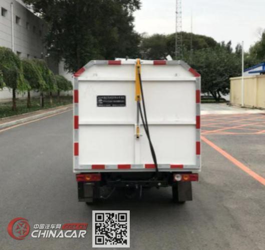 长城牌HTF5033TCABEV型纯电动餐厨垃圾车图片2