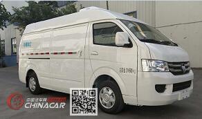 福田牌BJ5039XLC-E2型冷藏车图片