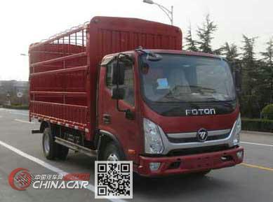 福田牌BJ5048CCY-F7型仓栅式运输车图片