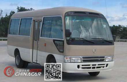 金旅牌XML6601J15C型城市客车图片1