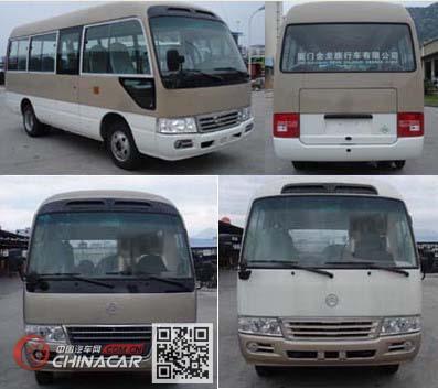 金旅牌XML6601J15C型城市客车图片3