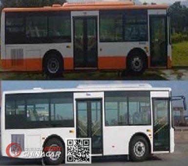 金龙牌XMQ6931AGD5型城市客车图片2
