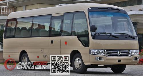 金旅牌XML6729J15型客车图片1