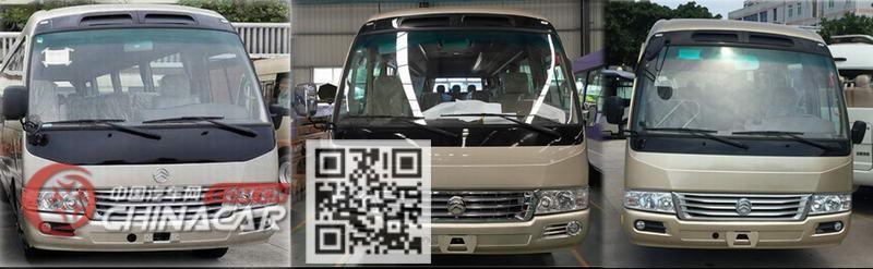 金旅牌XML6729J15型客车图片3