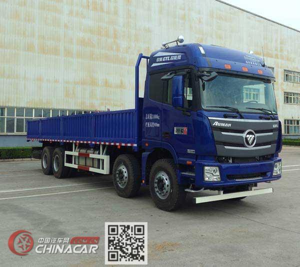 欧曼牌BJ1319VNPKJ-AA型载货汽车图片1