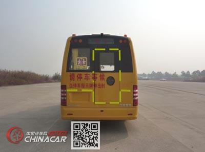 安凯牌HFF6661KX5型小学生专用校车图片4
