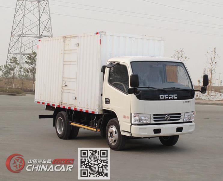 东风牌EQ5041XXY3BDDAC型厢式运输车图片