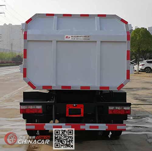 楚飞牌CLQ5040ZZZ5型自装卸式垃圾车图片4