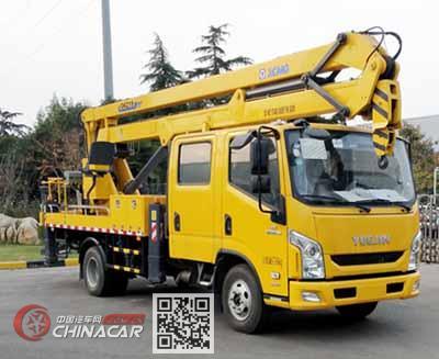 徐工牌XZJ5071JGKK5型高空作业车图片