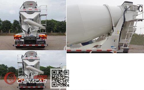 运力牌LG5250GJBZ5型混凝土搅拌运输车图片3