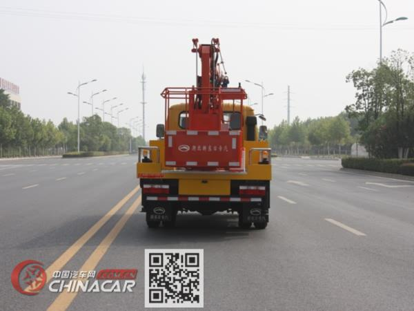 新東日牌YZR5050JGK16E型高空作業車圖片4