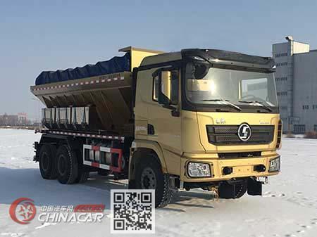 陕汽牌SX5250TCXXB4型除雪车图片1