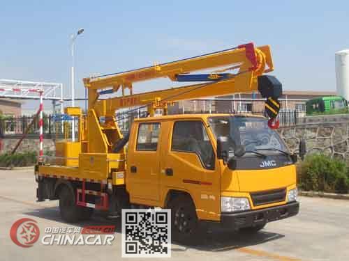 楚胜牌CSC5041JGKJ12型高空作业车图片