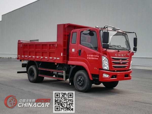南骏牌CNJ2040ZPB33V型越野自卸汽车图片1