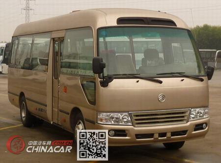 金旅牌XML6700J35型客车图片1
