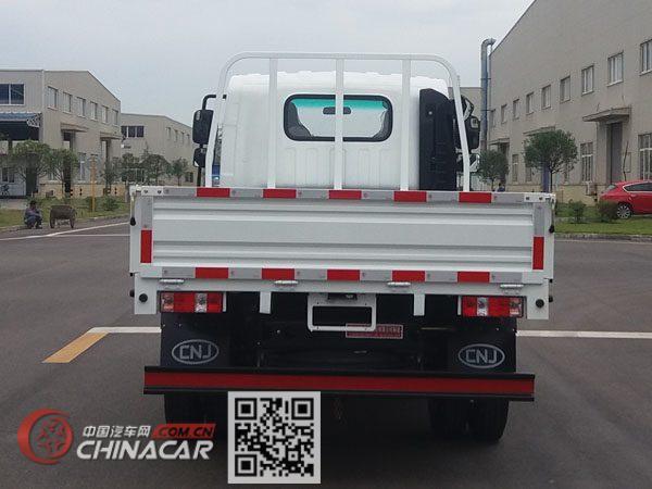 南骏牌NJA2040EDE28V型越野载货汽车图片4
