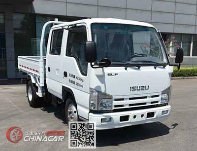 五十铃牌QL1040AMFW型载货汽车图片1