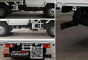 五十铃牌QL1040AMFW型载货汽车图片3