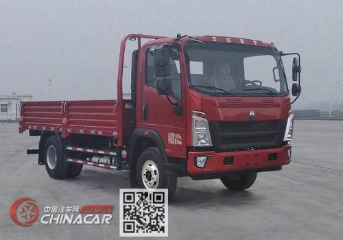 豪沃牌ZZ1117G3315F112型载货汽车图片1