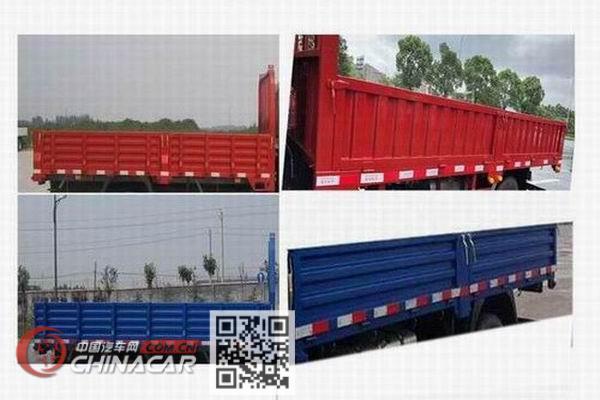 豪沃牌ZZ1117G3315F112型载货汽车图片3