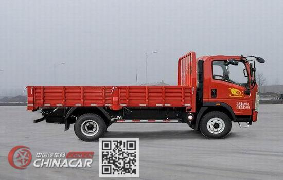 豪沃牌ZZ1117G3315F112型载货汽车图片4