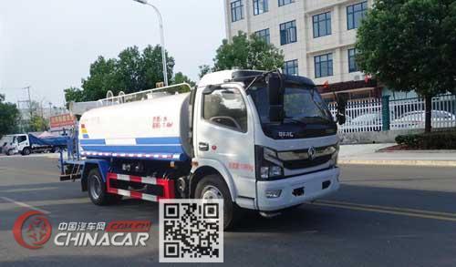 华通牌HCQ5128GPSEQ6型绿化喷洒车图片