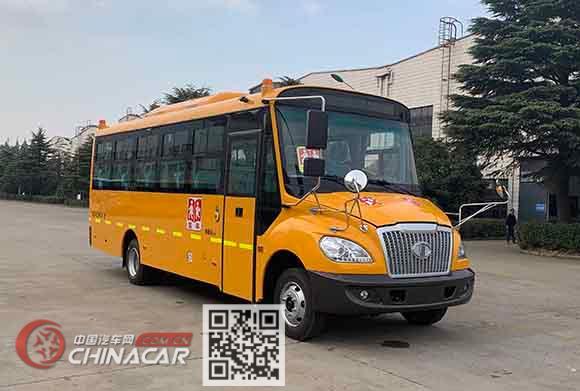 牡丹牌MD6800X6型小学生专用校车图片1