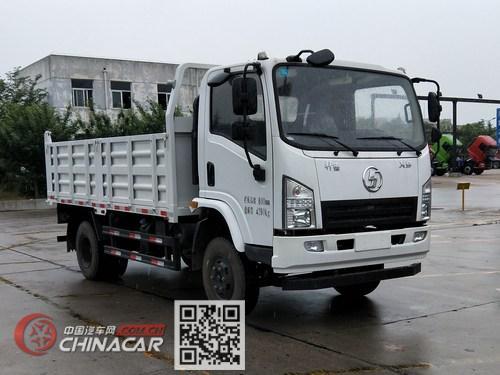 陕汽牌SX2042GP5型越野自卸汽车图片1