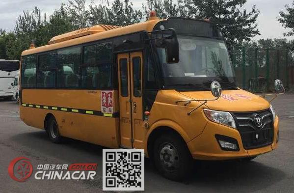 福田牌BJ6781S7MEB-1型幼儿专用校车图片4
