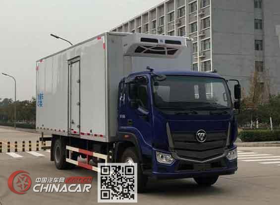 福田牌BJ5166XLC-A2型冷藏车图片