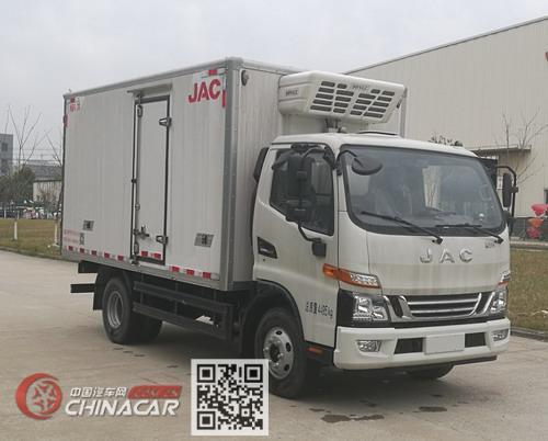 江淮牌HFC5043XLCV3Z型冷藏车图片