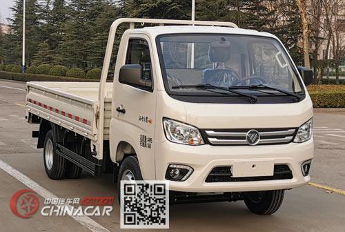 福田牌BJ1040V8JA6-AC型载货汽车图片1