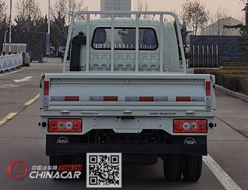 福田牌BJ1040V8JA6-AC型载货汽车图片3